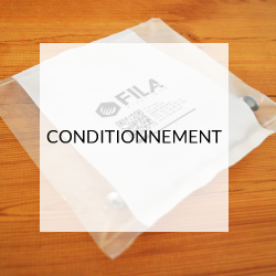 Conditionnement kit sachet